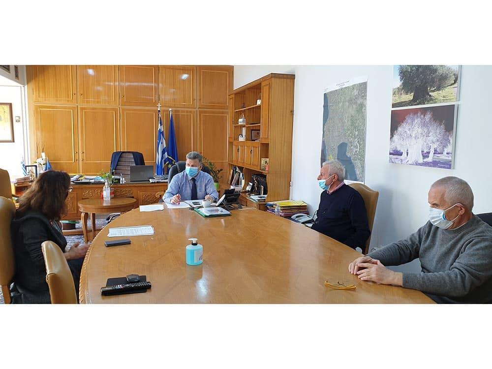 Συνάντηση για την απογραφή αγροτικού κτηνοτροφικού κεφαλαίου