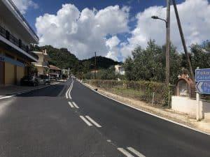 Εργολαβία στην 9η επαρχιακή οδό