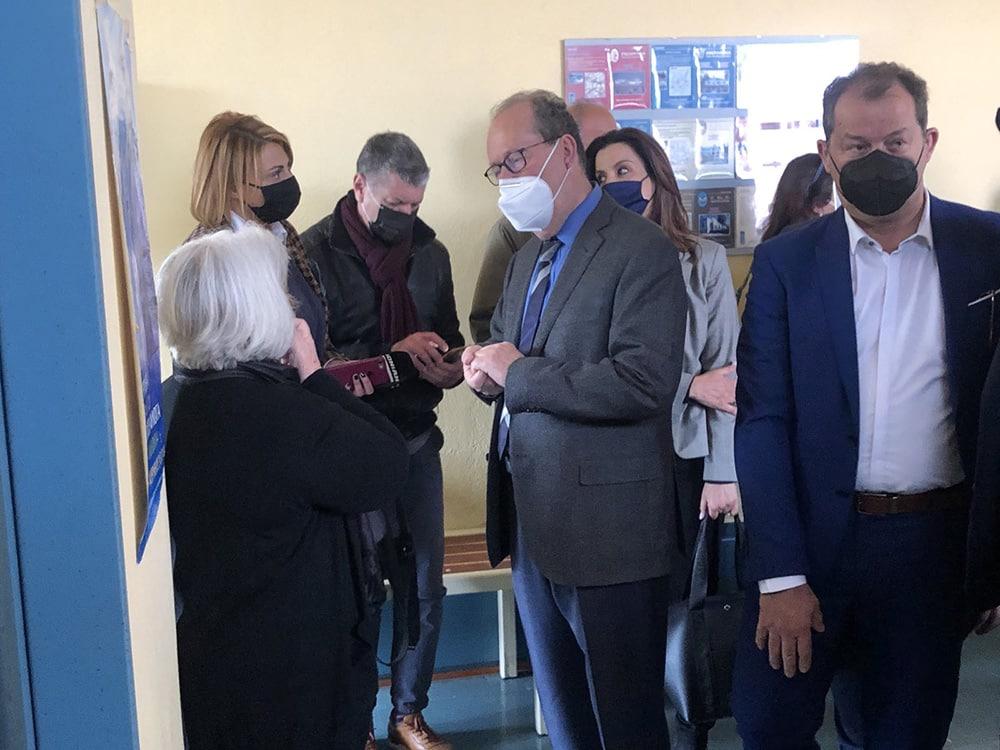 Αποκατάσταση και ανάδειξη Ισθμού, στήριξη σύγχρονης βιομηχανίας και αγροτικού τομέα στην ατζέντα του Πρωθυπουργού κατά την επίσκεψή του στην Κορινθία