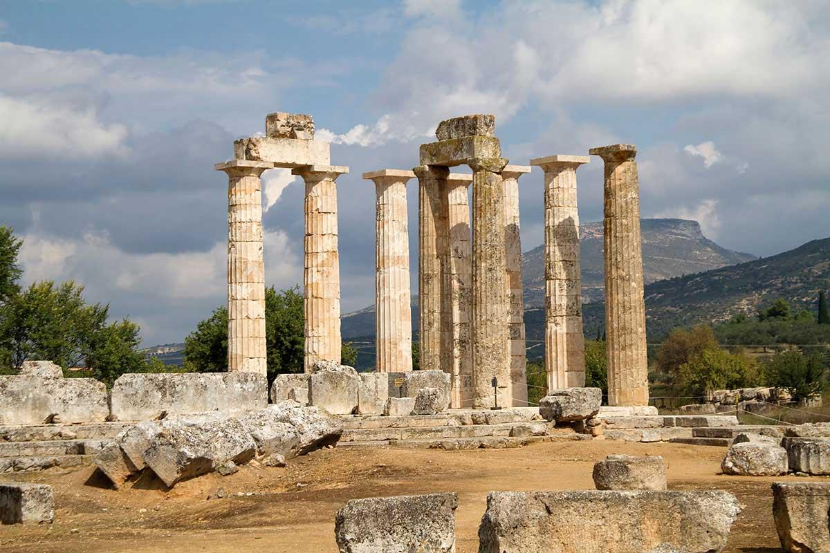 Κορινθία-Αρχαία Νεμέα