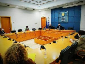 Σύσκεψη για τον πρωτογενή τομέα στην Π.Ε. Αργολίδας