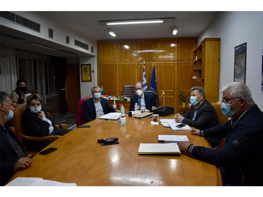 Συναντήσεις με Φορείς και Συλλόγους στη Μεσσηνία