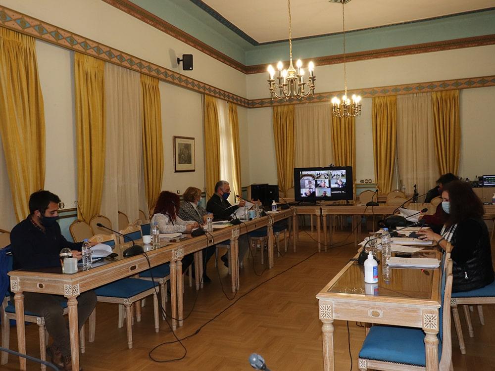 Σημαντικές αποφάσεις για έργα στη Λακωνία από την Οικονομική Επιτροπή