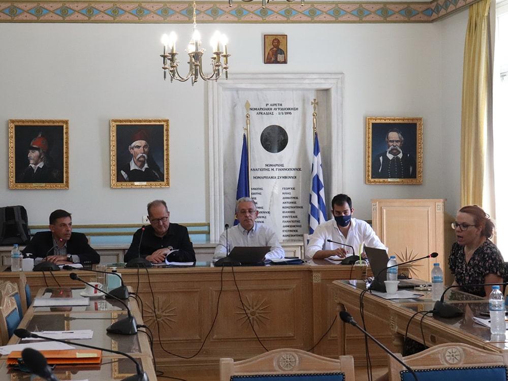 Σύσκεψη για το νέο ΠΕΠ Πελοποννήσου στην Περιφέρεια