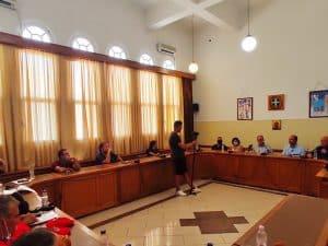 Συνάντηση του περιφερειάρχη Πελοποννήσου Π. Νίκα με εθελοντικές οργανώσεις της Κορινθίας