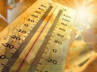 Πολύ υψηλές θερμοκρασίες στην Περιφέρεια Πελοποννήσου και για την ερχόμενη εβδομάδα