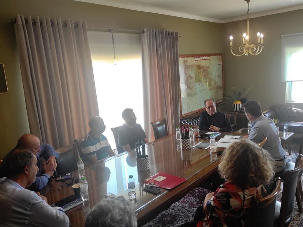 Συνεργασία του περιφερειάρχη Πελοποννήσου Π. Νίκα στην Π.Ε. Αργολίδας