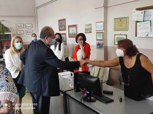 Ο περιφερειάρχης Πελοποννήσου Π. Νίκας για την έναρξη της σχολικής χρονιάς