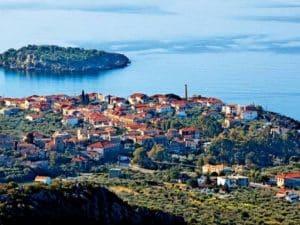 Προγραμματική σύμβαση Περιφέρειας Πελοποννήσου και Δήμου Δυτικής Μάνης για την διαχείριση των απορριμμάτων του