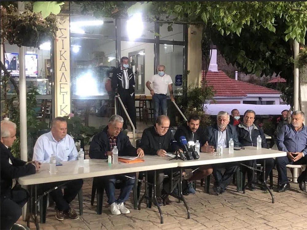 Π. Νίκας, παρεμβάσεις ύψους 3 εκ ευρώ ξεκινά άμεσα η Περιφέρεια Πελοποννήσου στον πυρόπληκτο Δήμο Μεγαλόπολης