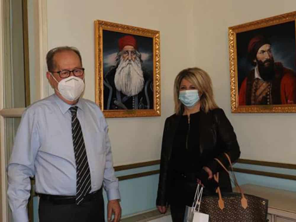 Υποβλήθηκε από την Περιφέρεια Πελοποννήσου το τεχνικό δελτίο για το έργο αναπλάσεων στον Μελιγαλά