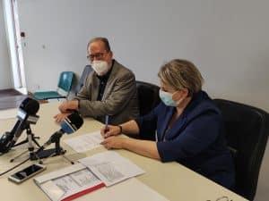 Ιατροτεχνολογικό εξοπλισμό στο Νοσοκομείο Καλαμάτας παρέδωσε ο περιφερειάρχης Πελοποννήσου Π. Νίκας