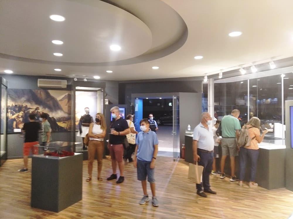 Τριψήφιος αριθμός επισκεπτών χθες Τετάρτη στο επετειακό περίπτερο της Περιφέρειας Πελοποννήσου στη 85η ΔΕΘ