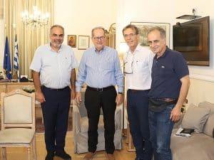Στη συνέντευξη της ΔΕΘ, στη Θεσσαλονίκη, την ερχόμενη Τρίτη, ο περιφερειάρχης Πελοποννήσου Π. Νίκας
