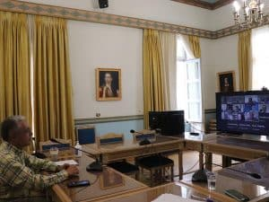 Συνεδρίαση της Επιτροπής ΣΔΑΜ