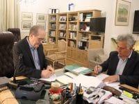 Υπογράφηκε από τον περιφερειάρχη Πελοποννήσου Π. Νίκα προγραμματική σύμβαση με τον Δήμο Ερμιονίδας για την Κόστα
