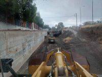 Ολοκληρώθηκε ο καθαρισμός τριων ρεμάτων στον Δήμο Λουτρακίου – Περαχώρας – Αγίων Θεοδώρων από την Π.Ε. Κορινθίας