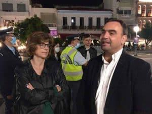 """15η """"Ευρωπαϊκή Νύχτα χωρίς ατυχήματα"""" στην κεντρική πλατεία της Σπάρτης"""
