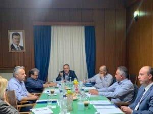 Συνεδρίαση του Περιφερειακού Επιμελητηριακού Συμβουλίου Πελοποννήσου