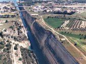 dioryga-isthmos-Canal_of_korinth_greece